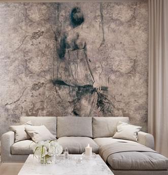 Compra carta da parati di lusso in rilievo europeo damasco wallpaper soggiorno decorazione di sfondo a prezzi vantaggiosi su. Carta Da Parati Di Lusso Arreda Con Carte Di Prestigio