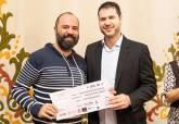 Entrega premios V ruta del Guiso de la Abuela y del Asiático Los Belones