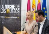 Presentación del cartel de la XI edición de la Noche de los Museos