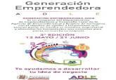 III edición Generación Emprendedora ADLE