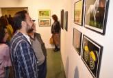 Inauguración de la exposición Ritalia 2019, de los funcionarios municipales por Santa Rita