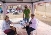 Jornada de convivencia de mayores en Los Urrutias