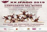 Campeonato del Mundo de Gimnasia Estética de Grupo Cartagena 2019