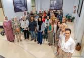Clausura Taller de la Mujer inmigrante de los Centros Interculturales