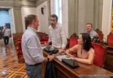 Pleno de cierre de la legislatura