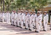 Armada en el Dia de la Virgen del Carmen Arsenal de Cartagena