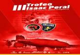 Cartel del III Trofeo Isaac Peral de Fútbol Sala