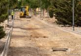 El tráfico en la Avenida Víctor Beltrí se verá afectado por las obras de la Vía Verdad