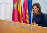 Gota fría alcaldesa de Cartagena