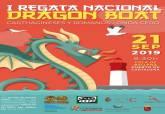 I Regata Nacional Dragon Boat Carthagineses y Romanos