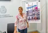 Programa de actividades de la Concejalía de Deportes de Cartagena para el curso 2019/2020
