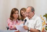 Lectura del manifiesto del Día Mundial del Alzheimer