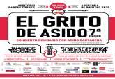 Festival El Grito de Asido Cartagena