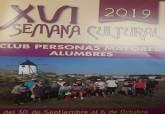Semana Cultural del Club de Mayores de Alumbres