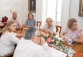 Reunión entidades sociales por la llegada de pateras