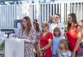 Nominación de la Plaza Isabel Hernández en El Plan