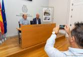 Presentación XIX Open Nacional de Pesca 'Ciudad de Cartagena'
