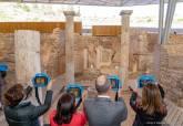 Presentación de la nueva APP del Barrio del Foro Romano