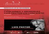 Festival de poesía Deslinde - Luis Pastor