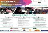 VI Feria de Asociaciones y Colectivos de la Barriada Virgen de la Caridad de Cartagena