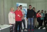 Entrega de premios a los estudiantes que dieron tasa cero en la Bienvenida Universitaria de la UPCT
