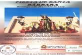 Fiestas Puertos de Santa Bárbara