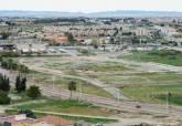 Obras de urbanización del Plan Parcial Rambla