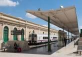 Estación de Renfe de Cartagena