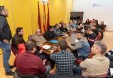 Esperanza Nieto reunión sindicatos