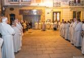 Inauguración de la fachada de Santa María de Gracia
