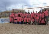 primera prueba III circuito voley playa