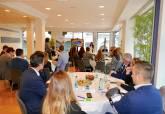 Workshop Oficina de Congresos de Cartagena en Madrid organizada por Puerto de Culturas