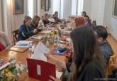Reunión de la Mesa de la inclusión y promoción de la ciudadanía