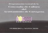Programación del Nuevo Teatro Circo de Cartagena