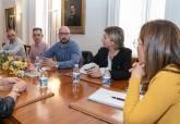 Reunión con el comité de empresa de Sabic