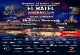Cartel Concierto Misercua en El Batel