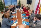 Reunión del Plan Estratégico de Turismo Sostenible de Cartagena