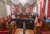 Pleno municipal telemático de debate de los presupuestos municipales de 2020