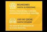 El municipio entra el lunes en la fase 1 de la desecalada del coronavirus