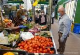 Visita al Mercado de Santa Florentina