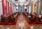 Reunión de la Comisión de Hacienda aplazada tras llegar el aviso de una nueva alegación a los presupuestos