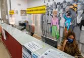 Instalación de medidas de seguridad en las bibliotecas municipales para su reapertura