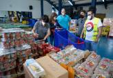 Donación de ALSA al dispositivo municipal de emergencia social