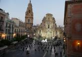 Acto de homenaje a las víctimas del Covid de la Región en la Catedral de Murcia