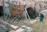 Limpieza Anfiteatro Romano de Cartagena