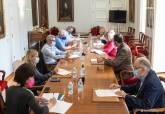 Reunión de seguimiento socio sanitario de la pandemia del COVID