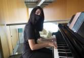 Alicia Fernández. Concierto Entre Mandolinas y Pianos, de Entre Cuerdas y Metales