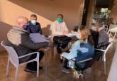 Padín se reúne con los vecinos de La Aparecida para analizar solares
