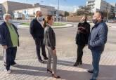 Nueva rotonda de al calle Grecia