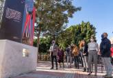 Inauguración Monumento VIH